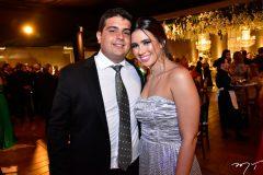 Joao Victor e Suzana Pinto
