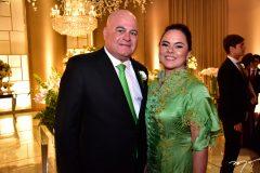 Luciano e Denise Calvante