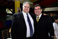 Morroni Torgan e Alexandre Pereira