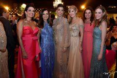 Natalia Pinheiro, Cristina Brasil, Adriana Cavalcante, Angela Teixeira, Morgana Gradvol e Priscila Teixeira