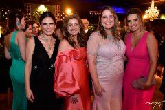 Niedja Bezerra, Emilia Buarque, e Marcia Travessoni