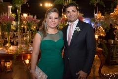 Camila e Jacob Ximenes