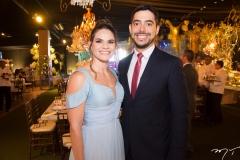 Jéssica e Felipe Bayma