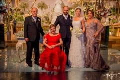 Paulo Linhares, Raimunda e Paulo Ximenes, Sabrina e Meyre Aguiar