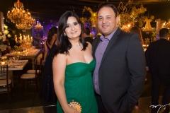 Rayana e Daniel Vidal