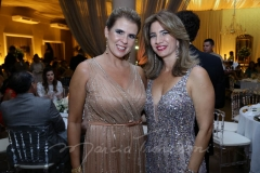 Alexandra Pinto e Carmilce Marinho