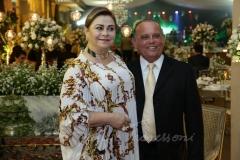 Alexandra Rolim e Paulo Silva