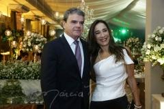 Antonio José e Elizabeth Carvalho