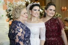 Auja Barroso, Thais e Fabiana Benevides