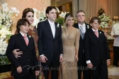 Bernardo, Flavia Carvalho, Meton Neto, Natalia e João Recamond e Mario Carvalho