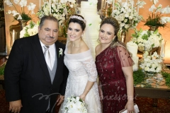 Djalma , Thais e Fabiana Benevides