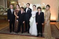 Familia do Noivo