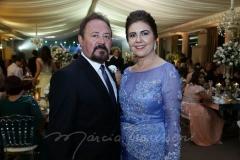 George Dantas e Celia Cidrão