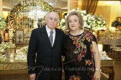 Gil e Tereza Bezerra de Menezes