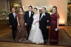 João Rick Recamond , Ana Flavia Carvalho , Meton Neto, Thais, Djalma e Fabiana Benevides
