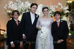 Mario Carvalho , Meton Neto e Thais Benevides e Bernardo Carvalho