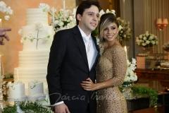 Meton Neto e Natalia Recamond