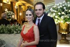 Monica Recamond e Jaime Machado