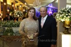 Monica e Jose Isaque Pontes