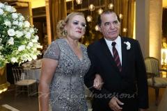 Nadia e Sergio Benevides