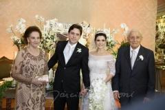 Norma Bezerra, Meton Neto, Thias Benevides e Adauto Bezerra