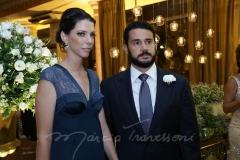 Roberta e Ricardo Carvalho