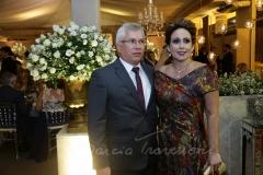 Silvio Montenegro e Ana Flavia Carvalho