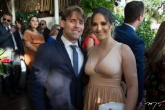 Bruno Pimentel e Mayra Carvalho
