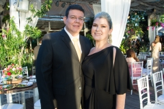 Marcos e Carina Moraes