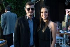 Renato e Amanda Lima