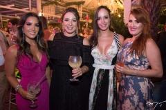 Shinale Alencar, Raissa Morete, Fernanda Almeida e Nataly Martins