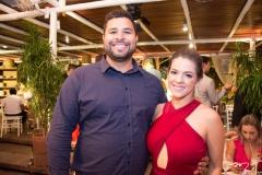 Varany Nunes e Cilane Oliveira