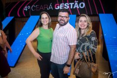 Alexandra Boechar, Paulo-Neto e Camila Guerra