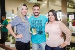Diana Murinelly, Tadeu Felipe e Rakel Elany