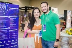 Nayara Thays e Nathanael Alves