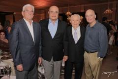 Assis Machado, Fernando Cirino Gurgel, Francisco Viana e Lauro Fiuza