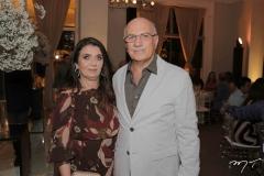 Ludmilla e Carlos-Abdala