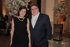 Maria e Raul Araujo