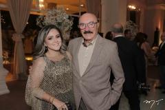 Mariana e Carlos Pereira