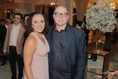 Mônica e Júlio Rocha