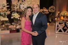 Patrícia e Guilherme Soárez