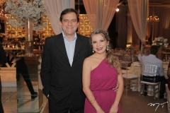 Paulo Jurema e Luiza Meneses