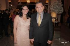 Rosane e Cláudio Gonçalves