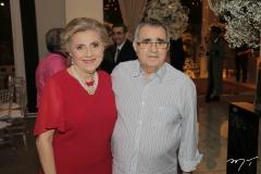 Simone e João Batista Santos