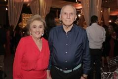 Socorro França e José Maria Pinto