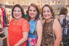 Ana dos Santos, Silvana Brígido e Simone Holanda