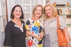 Cristiana Miranda, Maria Helena e Elenir Liberato