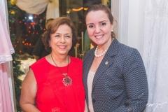 Júlia Philomeno e Nicolle Barbosa