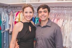 Nathalia e Eduardo Cals