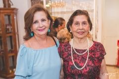 Norma Brasil e Rosa Lima